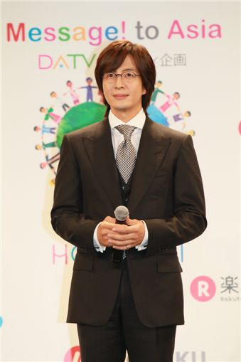Bae Yong-joon, Kim Hyun-joong make donations for Japan relief