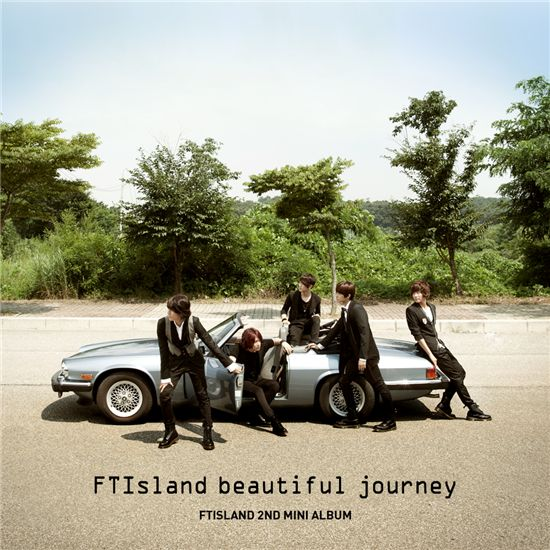 FT Island tops Taiwanese music charts with latest album