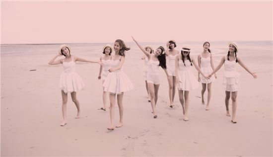 Girls' Generation to release new photo book next month