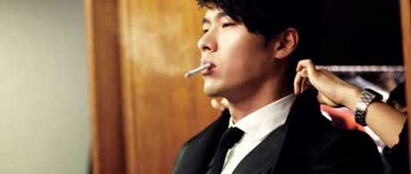 Hyun Bin at Berlinale for High Cut