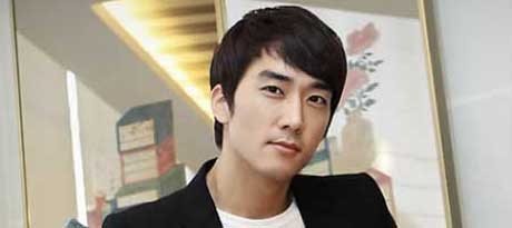I'm discovering that acting is fun Song Seung-heon interview