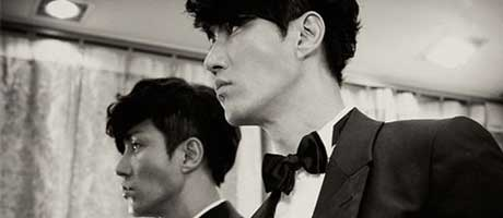 INTERVIEW Actor Cha Seung-won