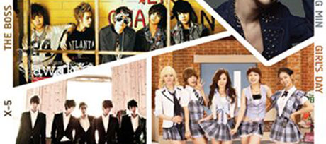 K-pop idols to perform at music fest in Indonesia
