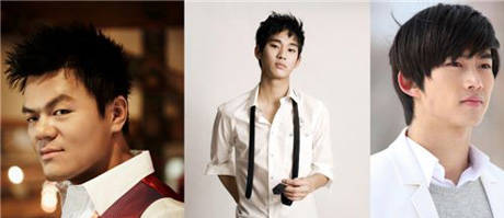 Park Jin-young, Kim Soo-hyun, Taecyeon nominated for best new actor