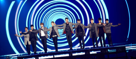 Super Junior - 'Super Show 4' in Osaka sold out!