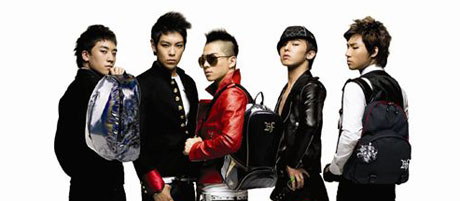 Tickets for Big Bang show sold out in five minutes