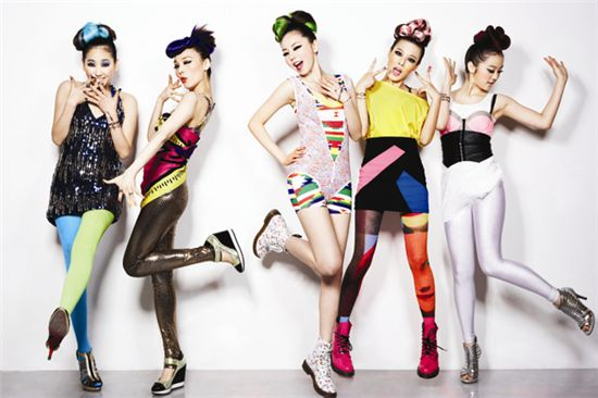 Wonder Girls to perform at 2011 Special Olympics in Athens