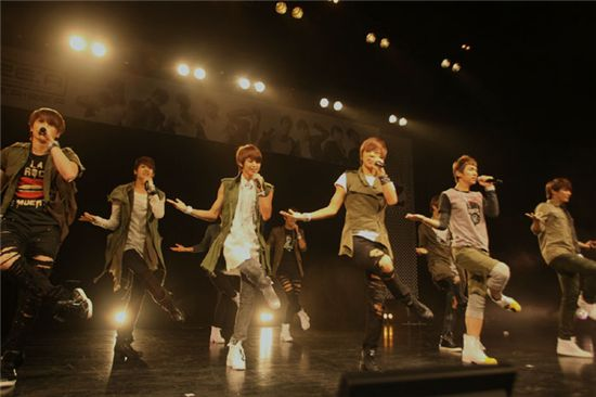 ZE:A releases first full-length album in Japan