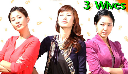 3 wives korean drama