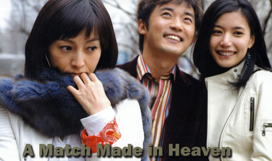 match made in heaven korean drama