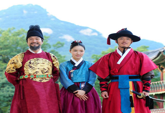 Deep Rooted Tree korean drama
