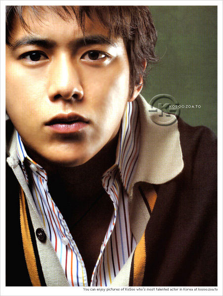 Go Soo korean actor