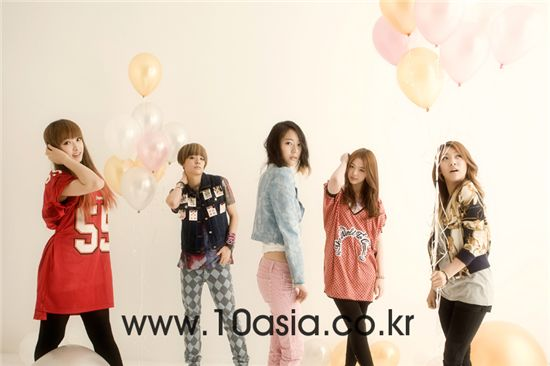 INTERVIEW Girl group f(x)