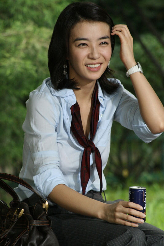 Jang Shin Young korean actress