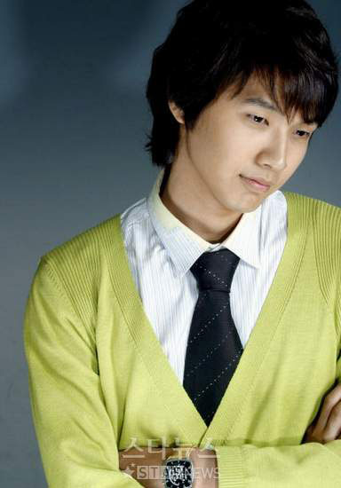 Ji Hyun Woo korean actor