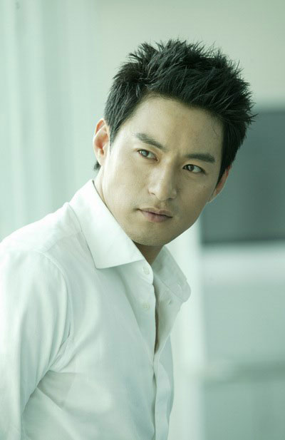Joo Jin Mo korean actor