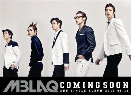 MBLAQ to release teaser video for new single today