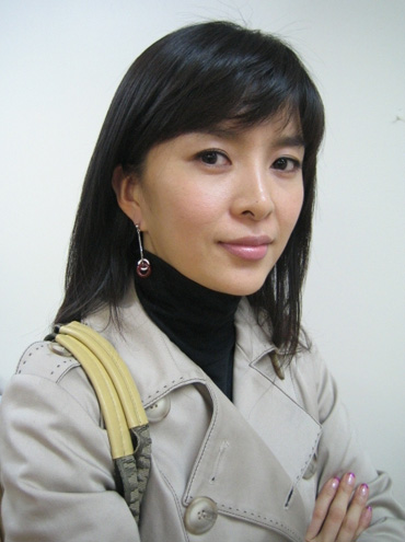 Shin Eun Jung korean actress
