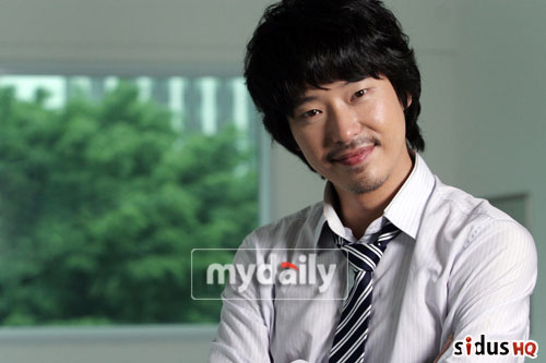 Uhm Ki Joon korean actor