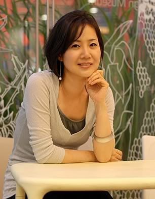 Yang Mi Kyung korean actress