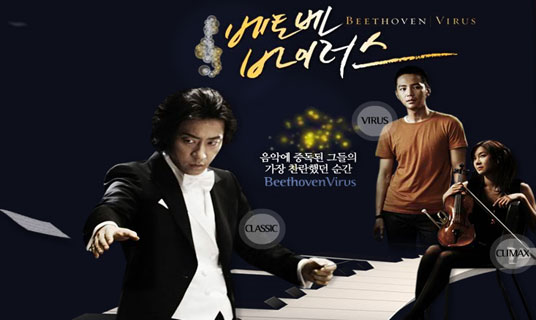 Beethoven Virus korean drama
