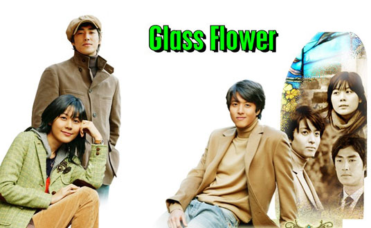 glass flower korean drama