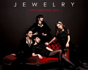 Jewelry korean band