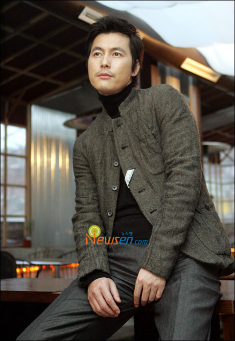 Jung Woo Sung korean actor