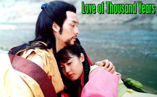 love of thosand years korean drama