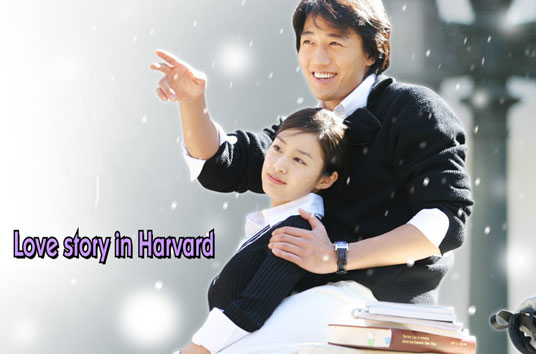 lovestory in harvard korean drama