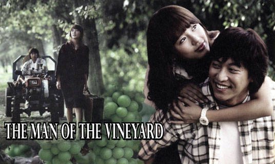 vineyard man