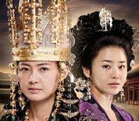 The Great Queen Seondeok korean