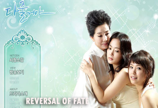 Reversal of Fate korean drama
