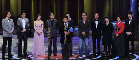 SBS Drama Awards 2011