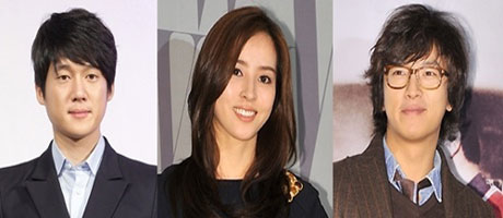 Actors Song Chang Ui and Han Hye Jin in new drama Syndrome