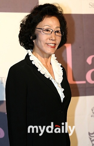 Yeo Woon Kye korean actress